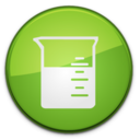 128x128px size png icon of Experiments Badge