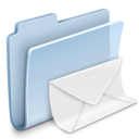 Mail Folder Badged Icon