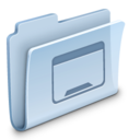Desktop Folder Icon