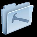 128x128px size png icon of Developer Folder