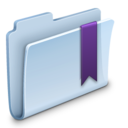 128x128px size png icon of Favorites Folder