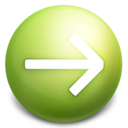 128x128px size png icon of Arrow Right