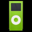 128x128px size png icon of iPod Nano 2G Alt