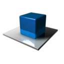 128x128px size png icon of Cube