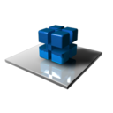 128x128px size png icon of Cubes