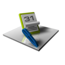 128x128px size png icon of Date Edit