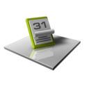 128x128px size png icon of Date