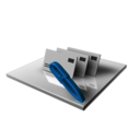 128x128px size png icon of Emails Edit