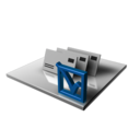 128x128px size png icon of Emails Insert