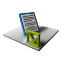 File Insert Icon