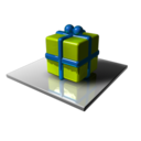 Gift Cube Icon
