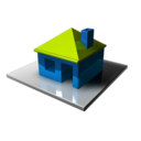 Home Blue Icon