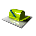128x128px size png icon of Mailbox Empty