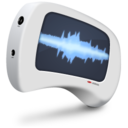 128x128px size png icon of Audio Application