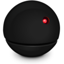 128x128px size png icon of Computer Red