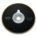 HD DVD RAM Icon