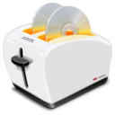 128x128px size png icon of Toast