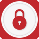128x128px size png icon of lock