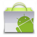 128x128px size png icon of Market