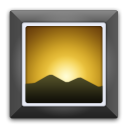 128x128px size png icon of Gallery