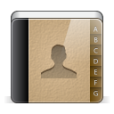 128x128px size png icon of app address