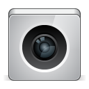 128x128px size png icon of app camera