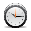 128x128px size png icon of app clock