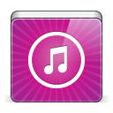 128x128px size png icon of app itune