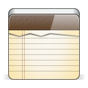 128x128px size png icon of app note