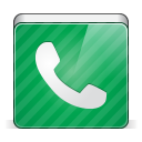 128x128px size png icon of app phone