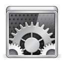 128x128px size png icon of app settings