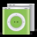 128x128px size png icon of ipod nano