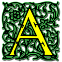 128x128px size png icon of Letter a