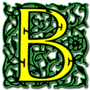 128x128px size png icon of Letter b