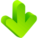 Arrow Green 02 Icon