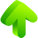 Arrow Green 03 Icon