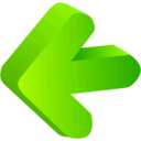 Arrow Green 04 Icon