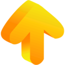 Arrow Yellow 03 Icon