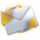 128x128px size png icon of outlook2
