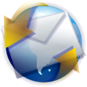 128x128px size png icon of outlook3