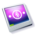 128x128px size png icon of workstation2
