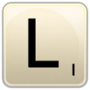 128x128px size png icon of L