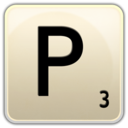 128x128px size png icon of P