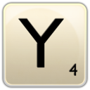 128x128px size png icon of Y
