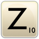 128x128px size png icon of Z