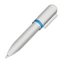 128x128px size png icon of pen write