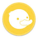 128x128px size png icon of CyberDuck
