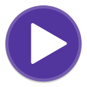 128x128px size png icon of DivXPlayer