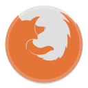 128x128px size png icon of FireFox 2