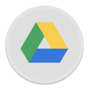 128x128px size png icon of Google Drive